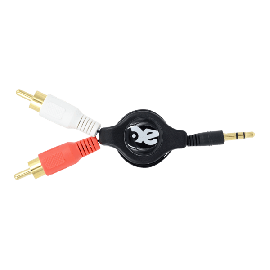 RETRACTABLE AUDIO CABLE