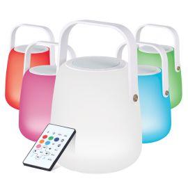 L200 Waterproof LED light wireless speaker