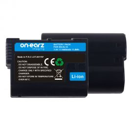 Replacement battery for NIKON EN-EL15