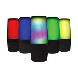 Color changing wireless speaker