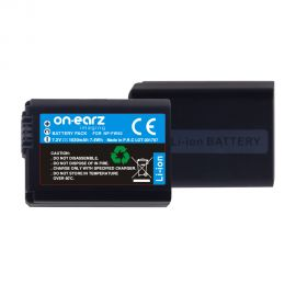Replacement battery for SONY NP-FW50